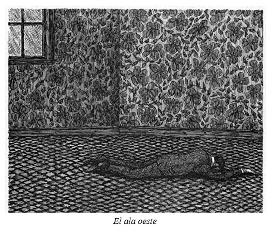 De Cómo Hallar La Obra De Edward Gorey Junto Con Otras Cosas