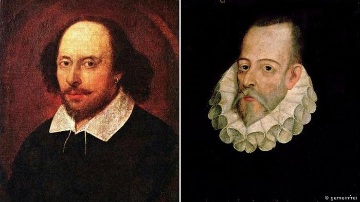 """¿La """"coincidente"""" fecha de muerte de Shakespeare y Cervantes?"""